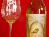 Brick Arch wine is made from Illinois and Iowa grapes and is low in residual sugar