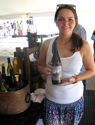 Jaime Warner, Warner Vineyards