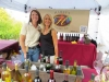 Ginger Baerenwald and Cheryl Spana of Hailey\'s Winery Ltd.