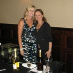 Andrea Robinson Speaks at Huber Winery