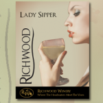 Label of the Month: Richwood Winery's Lady Sipper