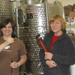 Mother, Daughter Make Wine at Elmaro Vineyard