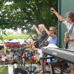 Entertained and Educated at Fenn Valley Wine Fest