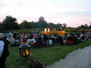 The Augusta Harvest Festival concert