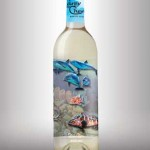 Elk Creek Winery Hooks Marine Artist for Labels