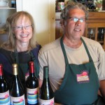 Middle Creek Winery – Over the Rainbow in Kansas