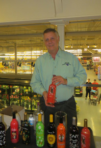 Gregg Kane of Illinois River Winery