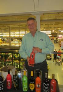 Gregg Kane of Illinois River Winery