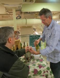 Jim Zipper, Winemaker, Fox Valley Winery