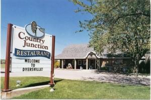 Photo courtesy Tom King, Country Junction Restaurant