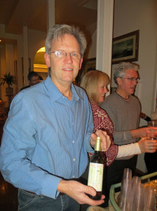Fox Valley Winery winemaker Jim Zipper
