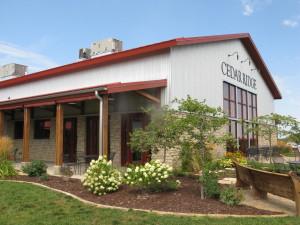 Cedar Ridge Winery in Swisher