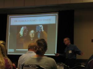 Lucian Dressel's talk about Crimson Cabernet