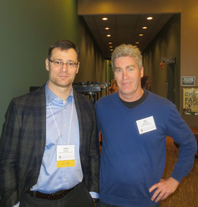 Dr. Paolo Sabbatini and  of Michigan State University