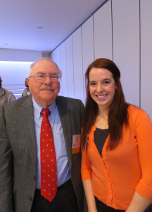Don Holacek and Anna Popp of Michigan State University