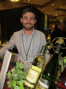 Jared McCarthy of Cannon River Winery