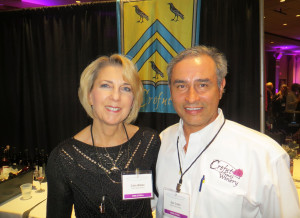 Cathy Walden and Don Crofut of Crofut Family Winery