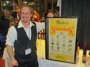 Jason Kruger of Millner Heritage Vineyard & Winery