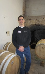 Steve Danner, general manager, Cedar Creek Winery