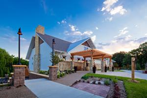 Chankaska Winery tasting room in   Minnesota.