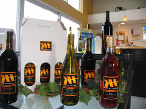 Kite Hill Winery is on the Shawnee Hills Wine Trail near Carbondale Illinois