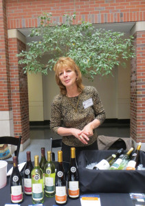 Rhonda Riebow of Chateau Grand Traverse