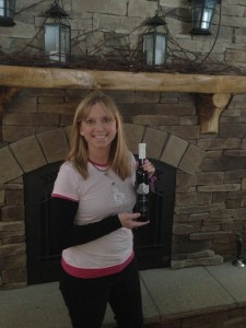 Cindy  of   WInery