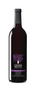 Cedar_Ridge_Marcheal_Foch_Bottle
