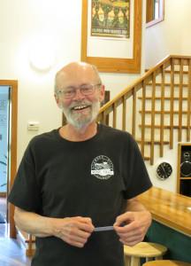 George Majka of Pomona Winery