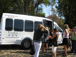 Tour bus providers provide a valuable service to regional wineries while reduce local traffic during peak wine tourist season.