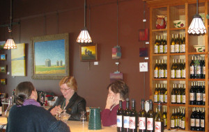 Like many Midwestern winery owners, Ilene Lande of Brick Arch Winery in Iowa, is actively involved in tasting room training and management