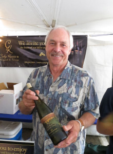 David Butkovich of Kody Kresta Vineyard and Winery