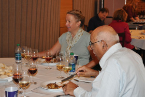 Murli D at the Mid American Wine Competition