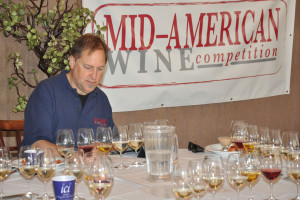 Doug Frost,      of the Mid-American Wine Competition