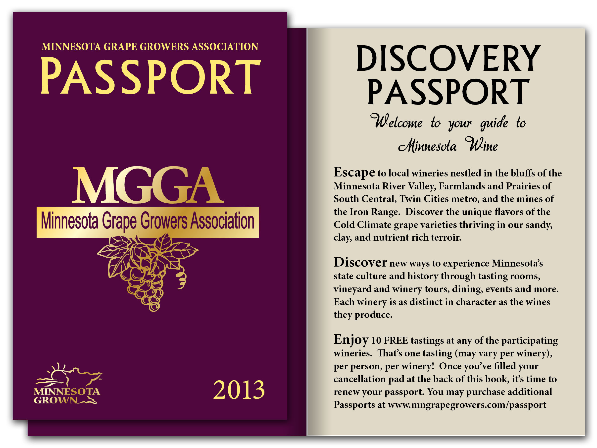 Wine Passport Programs That Work In Mn, Ky And Ontario How To Get A Passport