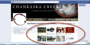 Chankaska Creek Ranch and Winery Facebook Page, Kasota, Minnesota