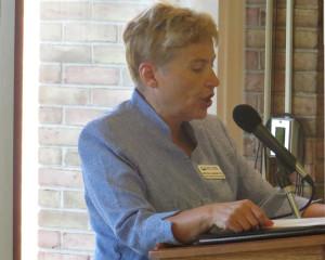 Dr. Helen Leithauser of