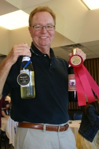 Geoff Frey of Crooked Vine Winery which will open this summer near Crooked Lake Michigan
