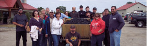 The Millner Family of Millner Heritage Vineyard and Winery