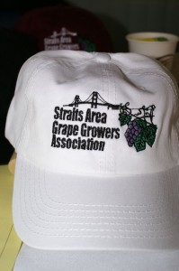 The Straits Area Growers Association derives its name from the Mackinaw Straits which separate Lake Michigan and Lake Huron