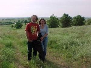Carlisle and Geralyn Bergquist (courtesy Carlisle)
