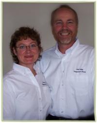 Ed and Tracy Mahlstadt (courtesy Tracy)