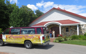 Brys Estate Winery on Old Mission Peninsula