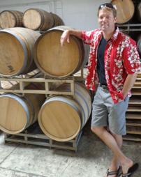 John Gill of the Barrel Bro