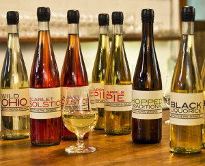 Brothers Drake Meadery in Columbus uses a digital process to print their labels.
