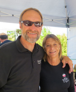Mike White and Christine Lawlor-White