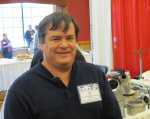 Mark Hart of Mt. Ashwabay Vineyard and Orchard