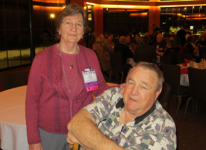 Helen and Ted Kearns