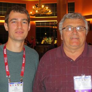 Luke Sombke and David Danzinger from