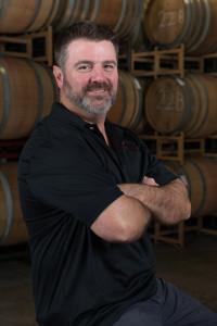 Mike Drash, winemaker at